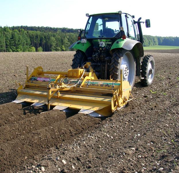 Bodenaufbereitung für die verschiedenen Kartoffelsorten